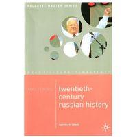 Mastering Twentieth-Century Russian History (9780333963074)