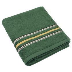 Bellatex  ręcznik zuzka ciemnozielony, 50 x 100 cm, kategoria: ręczniki