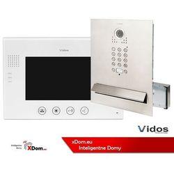 Zestaw wideodomofonu skrzynka na listy z szyfratorem s562d-skm m670ws2 marki Vidos