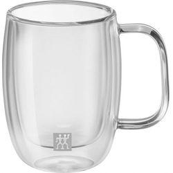 Zwilling - Sorrento Plus - 2 szklanki do espresso o podwójnych ściankach (pojemność: 0,13 l), 39500-111