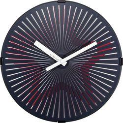 Zegar ścienny Motion Star Red by Nextime, 3223