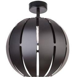 Plafon Sigma Lighting Globus Prosty L czarny