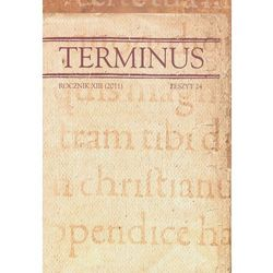 Terminus rocznik XIII 2011 zeszyt 24 (kategoria: Architektura)