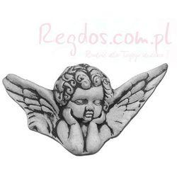 Sztukateria betonowa motyw aniołek 18cm