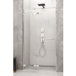 Radaway Arta DWJ II - drzwi wnękowe 140x200 cm LEWE 386444-03-01L/386016-03-01L z kategorii Drzwi prysznicowe