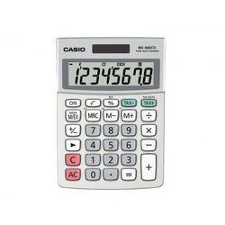 Kalkulator biurowy Casio MS-88ECO (4971850185727)