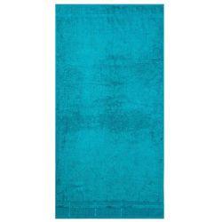 Night in colours Bade home ręcznik kąpielowy bamboo turkusowy, 70 x 140 cm