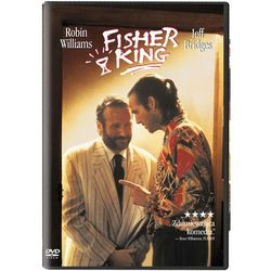 Fisher King (DVD) - Terry Gilliam z kategorii Dramaty, melodramaty