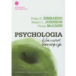 PSYCHOLOGIA KLUCZOWE KONCEPCJE TOM 1 (oprawa miękka) (Książka) (kategoria: Psychologia)