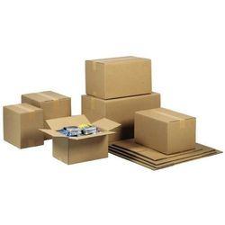 PRESSEL Karton składany 2-warstwowy 615x415x320mm brązowy, 10 sztuk