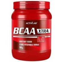 Activlab  bcaa xtra - 500g - strawberry (5907368875798)
