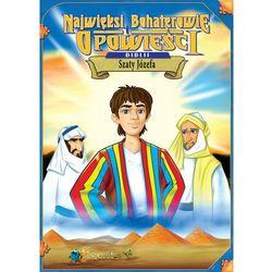 Szaty Józefa. DVD z kategorii Filmy animowane
