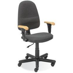 Krzesło obrotowe prestige profil r3w ts02 - biurowe, fotel biurowy, obrotowy marki Nowy styl