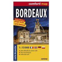 ExpressMap Bordeaux kieszonkowy laminowany plan miasta 1:15 000