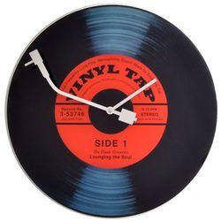 Nextime Zegar ścienny vinyl tap (8717713004813)