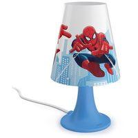 71795/40/16 - lampa stołowa dla dzieci spiderman led/2,3w/230v marki Philips