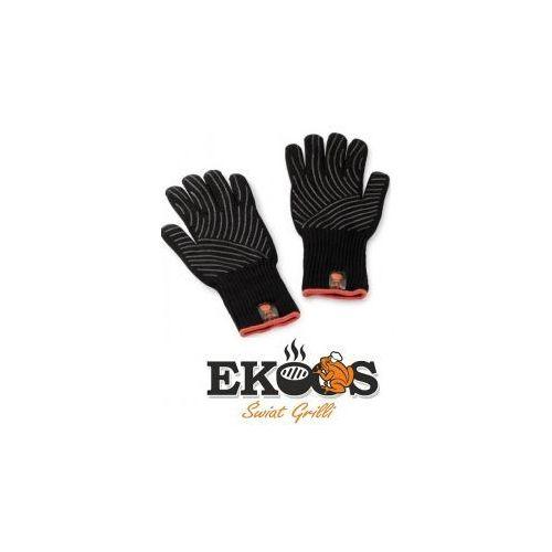 zestaw rękawic do grilla Premium Barbeque z silikonem, rozmiar l/xl, produkt marki Weber