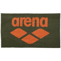 Arena pool soft ręcznik, army-tangerine 2019 ręczniki i szlafroki sportowe (3468336100332)