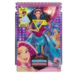 Mattel Barbie rockowa księżniczka erica 2w1 cmt08 śpiewa po polsku