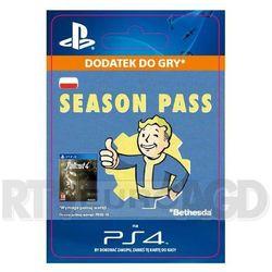 Fallout 4 - season pass [kod aktywacyjny] wyprodukowany przez Sony