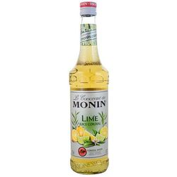 Syrop LIMONKA Lime Juice - Cordial Mixer Monin 700ml (3052910058319)
