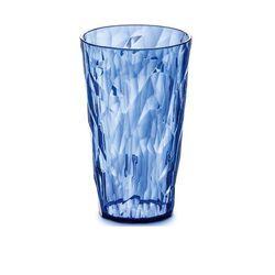 Koziol Szklanka crystal 400ml -  (kolor:: niebieski)