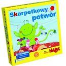 Gra skarpetkowy potwór (wer. pl) marki Haba