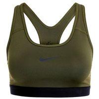 Nike Performance NEW CLASSIC Biustonosz sportowy legion green/black