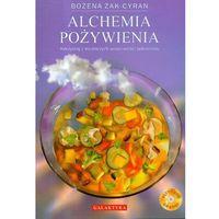 Alchemia pożywienia z płytą DVD, oprawa miękka