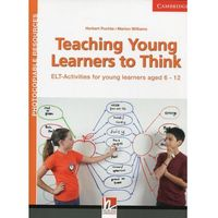 Teaching Young Learners to Think, Herbert Puchta,