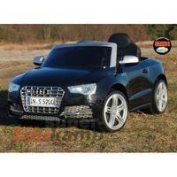 Super-toys Auto na akumulator oryginalne audi s5 inteligentny pilot 2.4 ghz, miękkie siedzenie samochody na a