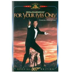 007 James Bond: Tylko dla twoich oczu For Your Eyes Only (film)