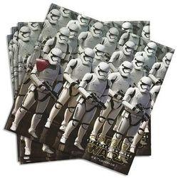 Procos Serwetki urodzinowe star wars - the force awakens - 33 cm - 20 szt. (5201184862155)