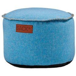 Pufa SACKit RETROit Cobana Drum Outdoor 35x50 cm turkusowa, kolor niebieski