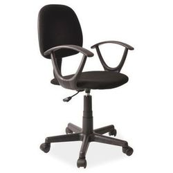 Signal Krzesło dziecięce q-149 czarny