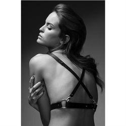 Bijoux indiscrets - maze x harness brown wyprodukowany przez Bijoux indiscrets (sp)