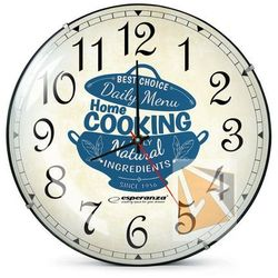 Esperanza zegar ścienny marseille (ehc018m) darmowy odbiór w 21 miastach! (5901299930243)