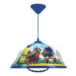 Lampa wiszącaAKRYL DZ 1xE27/60W Cyrk/Niebieski (5902349201078)