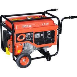 Agregat prądotwórczy 4.0kw / YT-85437 / YATO - ZYSKAJ RABAT 30 ZŁ