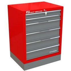 Szafka warsztatowa z 6 szufladami – t-14 marki Fastservice