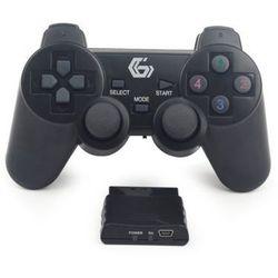 Gamepad Gembird Gamepad GEMBIRD USB/PC/PS2/PS3 Kabellos DualVibr. 10 Tasten - JPD-WDV-01 Darmowy odbiór w 19