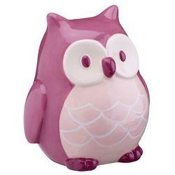 skarbonka sowa różowa marki Kids concept