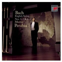 Bach: English Suites Nos. 1, 3 & 6 [Reedycja] - Murray Perahia - sprawdź w wybranym sklepie