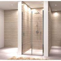 Drzwi prysznicowe OPTIMA 80 Oficjalny sklep REA - 5% rabatu, wysyłka gratis powyżej 1850 zł