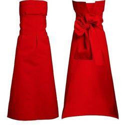 Fartuch Beatrice czerwony, beatrice_czerwony