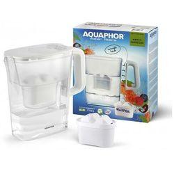 Aquaphor Dzbanek Kompakt 2,4 l + wkład B100-25 Maxfor - biały