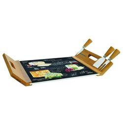 R2s - deska do serów z nożami