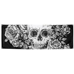 Boland Baner materiałowy day of the dead - 74 cm x 220 cm - 1 szt.
