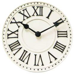 - zegar stojący london table - biały marki Nextime