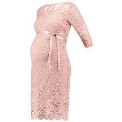 MAMALICIOUS MLMIVANA Sukienka letnia misty rose